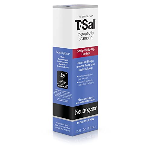 Neutrogena T/Sal Shampoo Scalp Build-Up Control