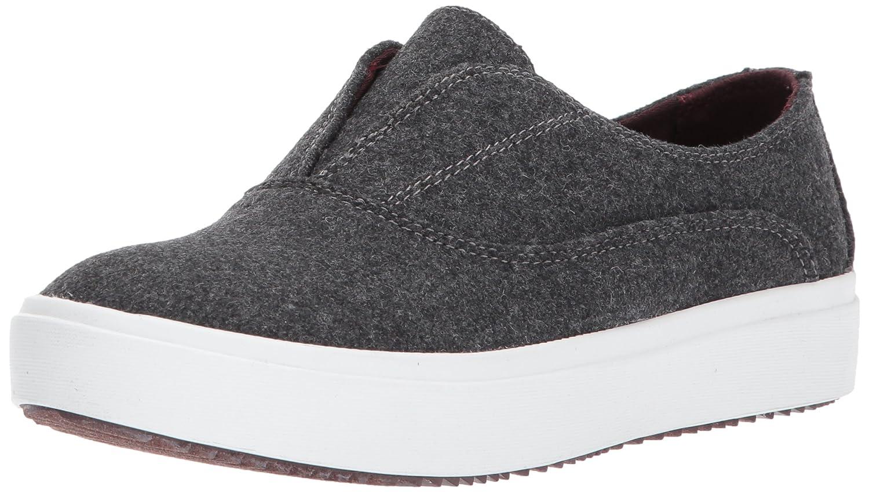 Dr. Scholl's Shoes Women's Brey Fashion Sneaker B06Y1H1RG3 11 M US|Charcoal Swartz