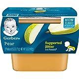 Gerber Purees 1st Foods, Pears, 2pk, 5oz