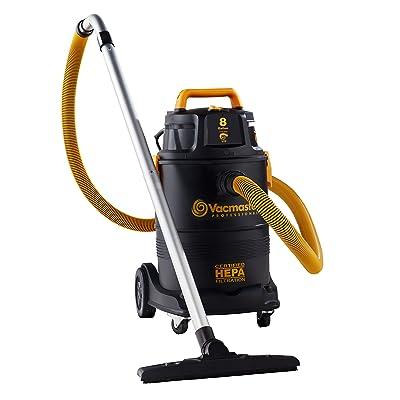 VacMaster 8 Wet/Dry Vacuum Cleaner, Industrial VK811PH