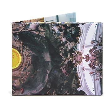 amazon the palace 二つ折り 紙財布 スリム bifold paper wallet slim