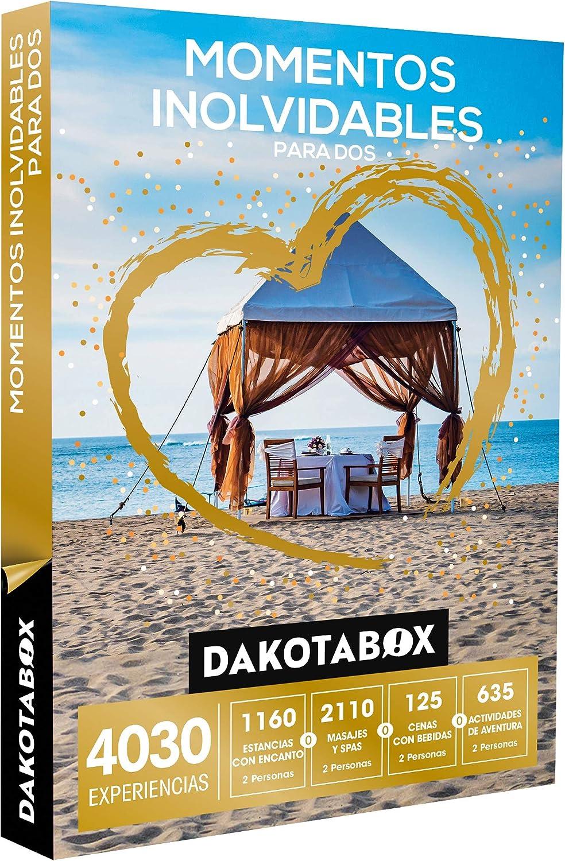 DAKOTABOX - Caja Regalo - Momentos INOLVIDABLES para Dos - 4030 ...