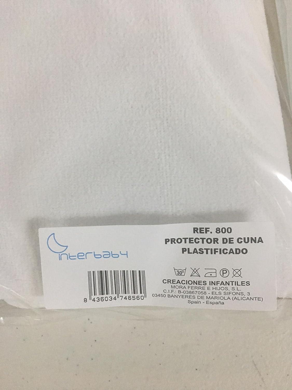 Protector Colchón Impermeable - Cuna 60 x 120