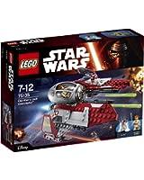 "LEGO 75135 ""Obi-Wan's Jedi Interceptor"" Action Figure"