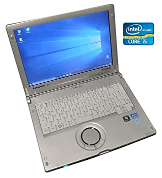 Panasonic Notebook Laptop Tough Notebook Tablet PC CF-C1 Core i5 2520 m 2,50 GHz 12.1 Pulgadas Windows 7 (Reacondicionado Certificado): Amazon.es: ...