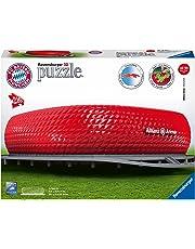 Ravensburger FC Bayern München 3D Puzzle Allianz Arena