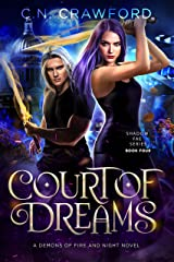 Court of Dreams (Shadow Fae Book 4) Kindle Edition