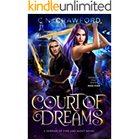 Court of Dreams (Shadow Fae Book 4)