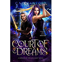 Court of Dreams (Shadow Fae Book 4) (English Edition)
