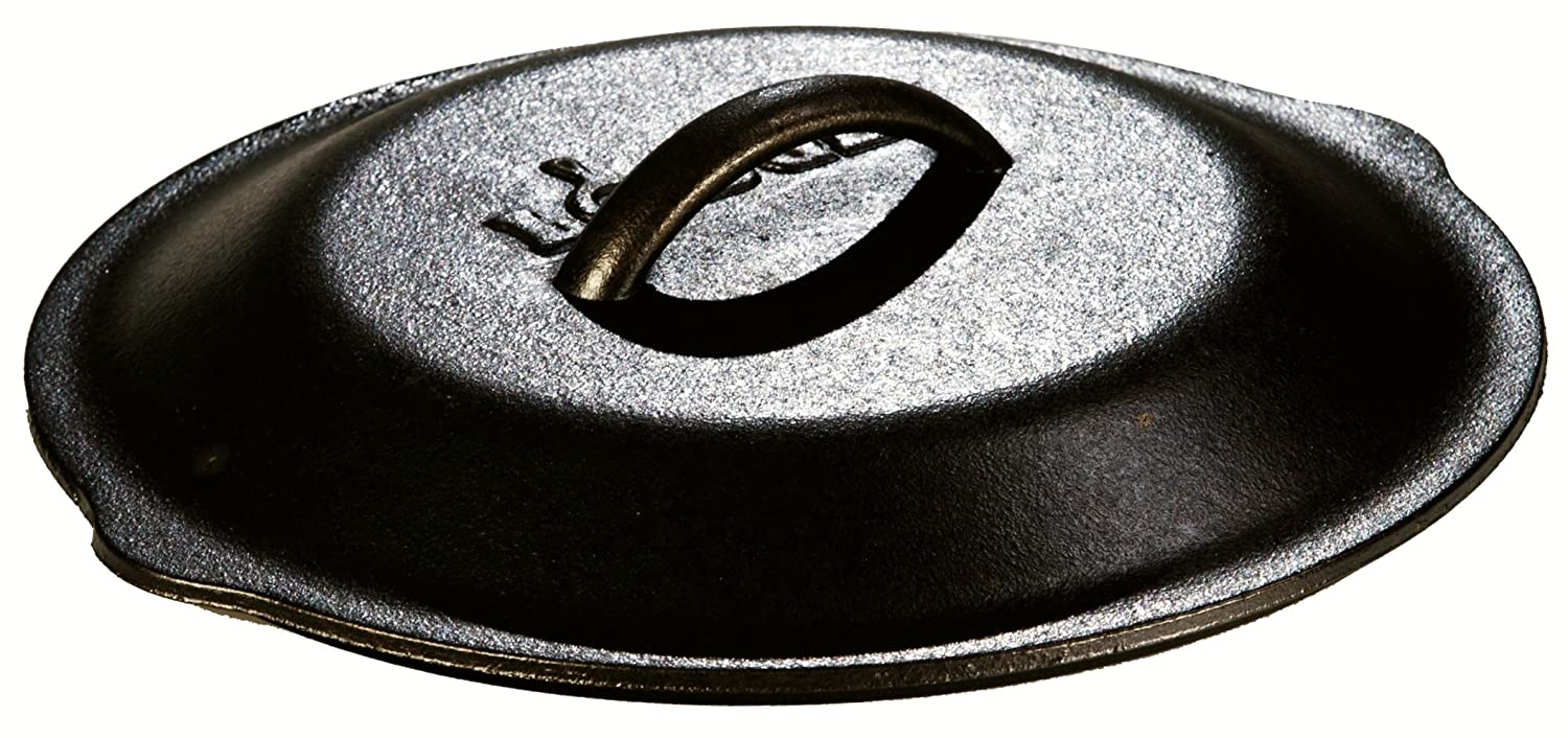 Lodge L6SC3 9 Inch Cast Iron Lid