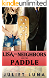 Lisa, the Neighbors and the Paddle [A M/f Spanking Punishment Story]