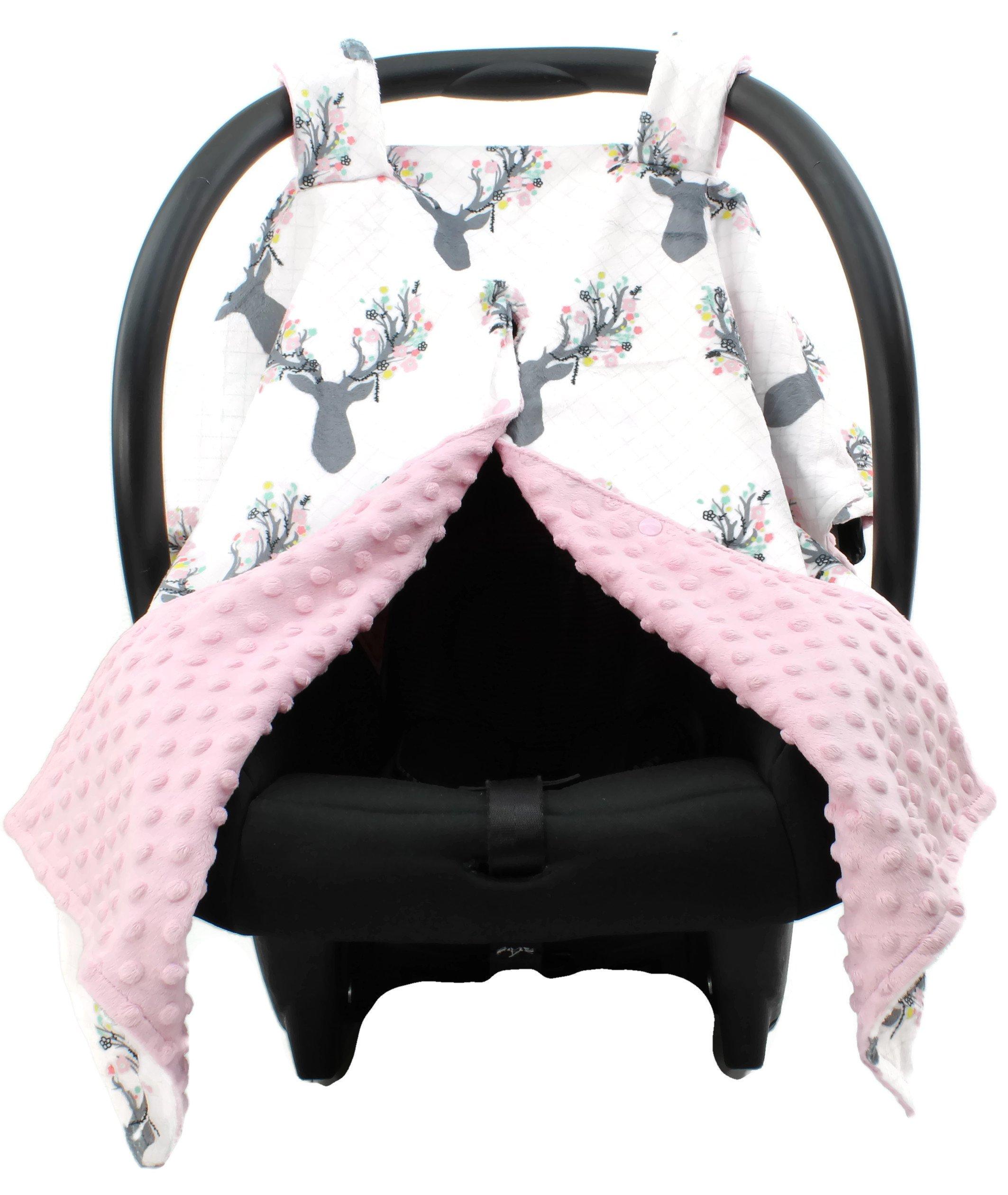 Amazon Com Dear Baby Gear Deluxe Baby Blankets Custom