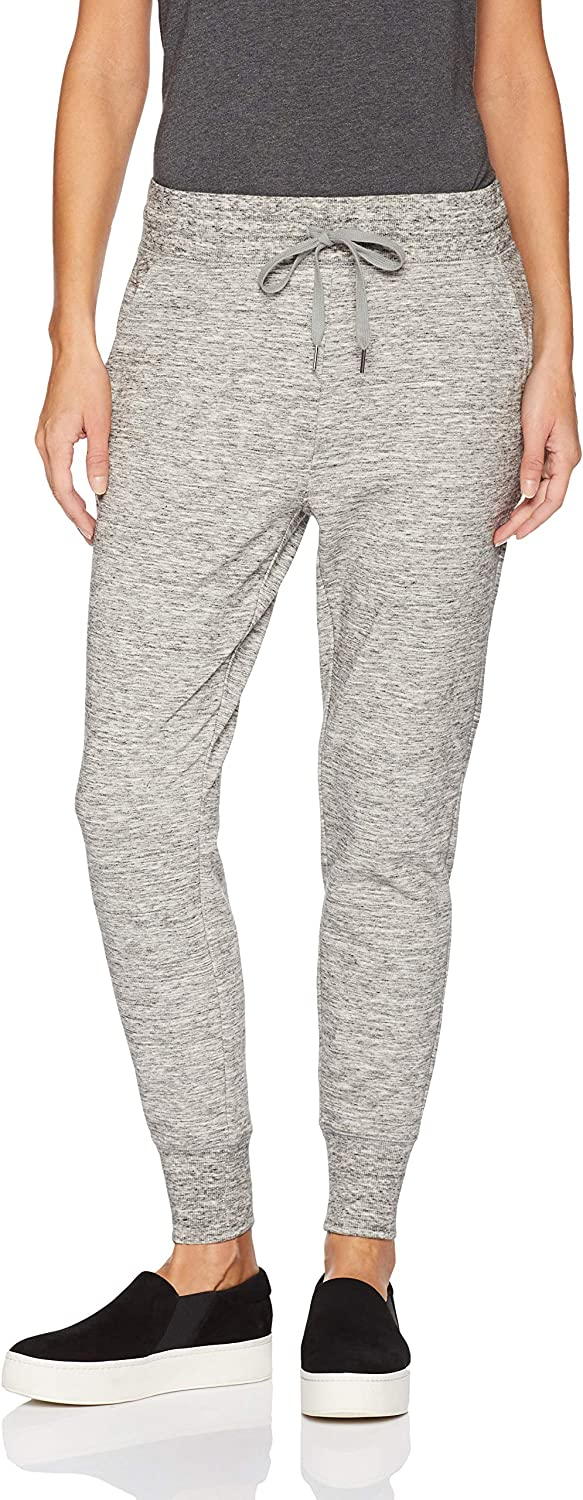 Amazon Brand - Daily Ritual Women's Relaxed Fit Terry Cotton and Modal Jogger