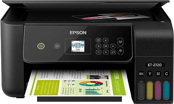 Imprimante couleur tout-en-un Epson EcoTank ET-2720 Supertank