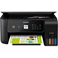 $279 » Epson EcoTank ET-2720 Wireless Color All-in-One Supertank Printer with Scanner and Copier - Black