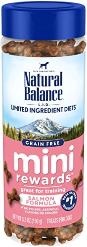 Natural Balance L.I.D. Limited Ingredient Diets for Dog Treats