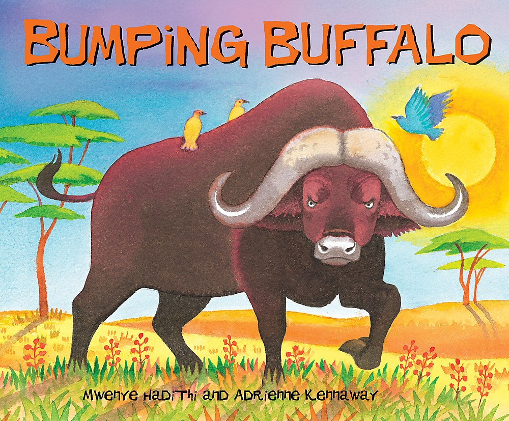 African Animal Tales: Bumping Buffalo pdf epub