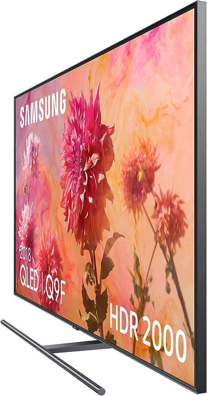 Samsung QLED 2018 65Q9FN - Smart TV Plano de 65