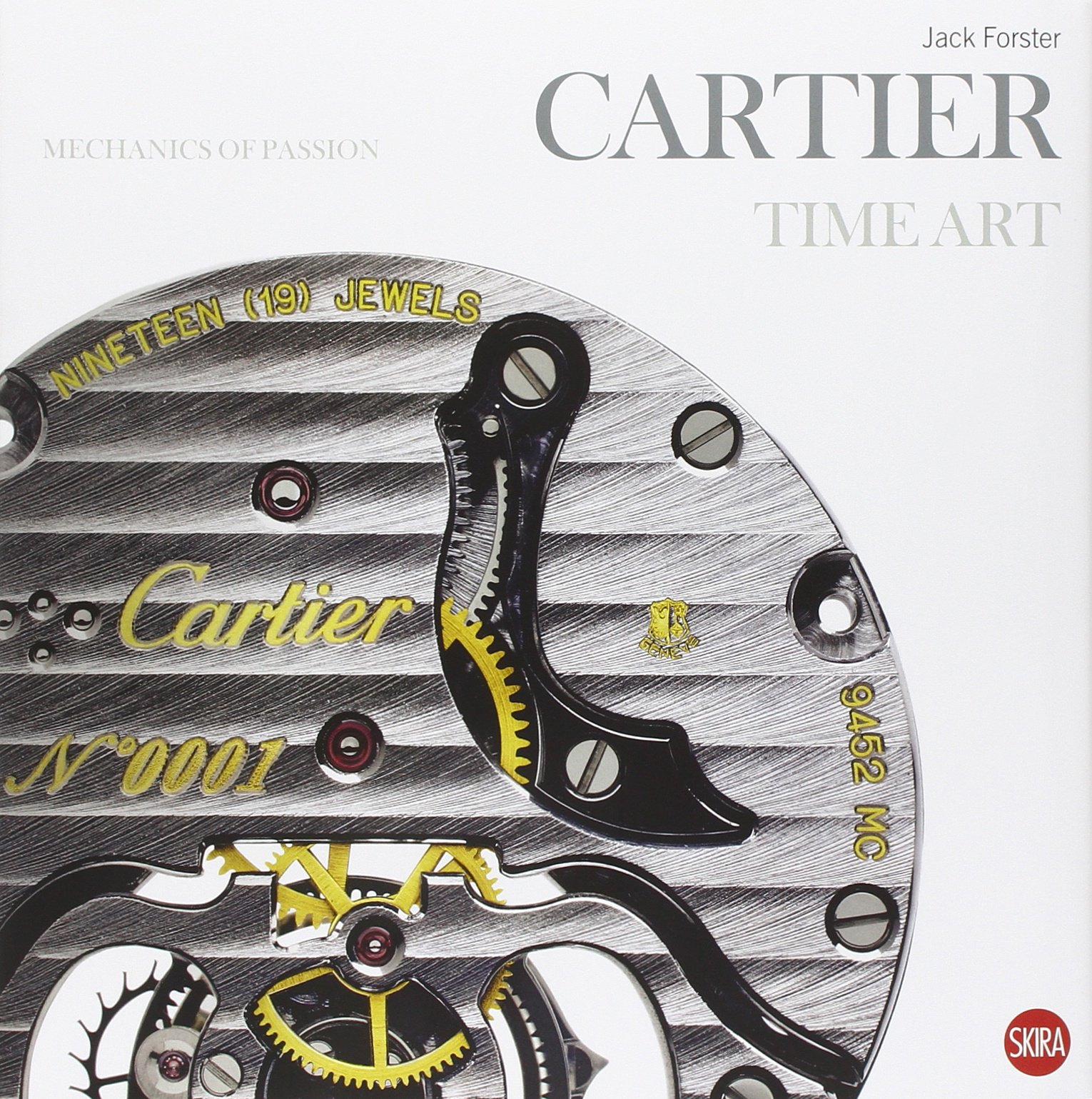 Cartier Time Art: Mechanics of Passion PDF