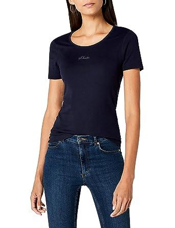 s.Oliver Damen T-Shirt  Amazon.de  Bekleidung 825aed0702