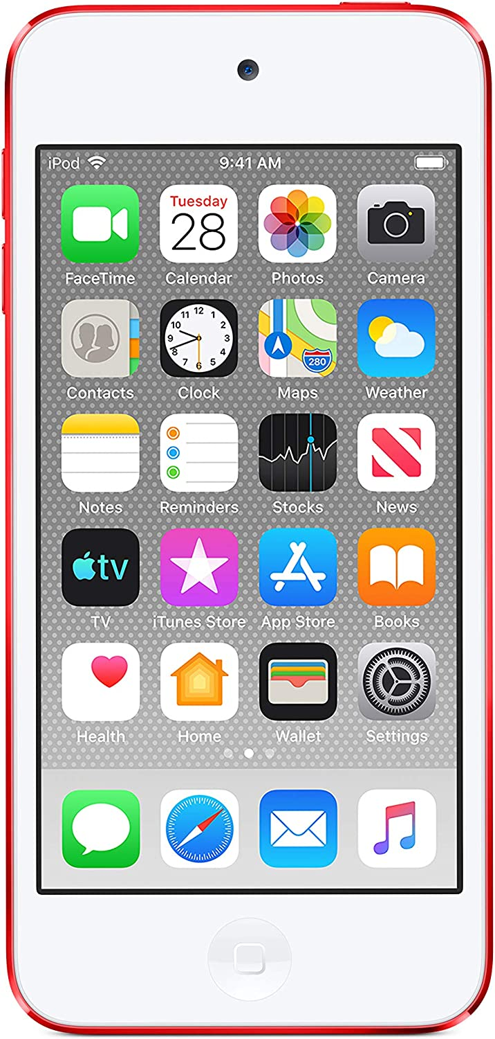 Apple iPod touch (256GB) - PRODUCT(RED) (Latest Model)