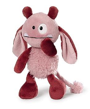 NICI Uih, monstruo de peluche, color rosa (35169): Amazon.es: Juguetes y juegos