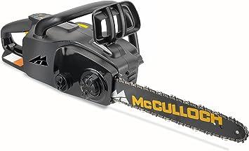 Mcculloch 967686762 967686762-Motosierra con batería Li 58CS, Standard
