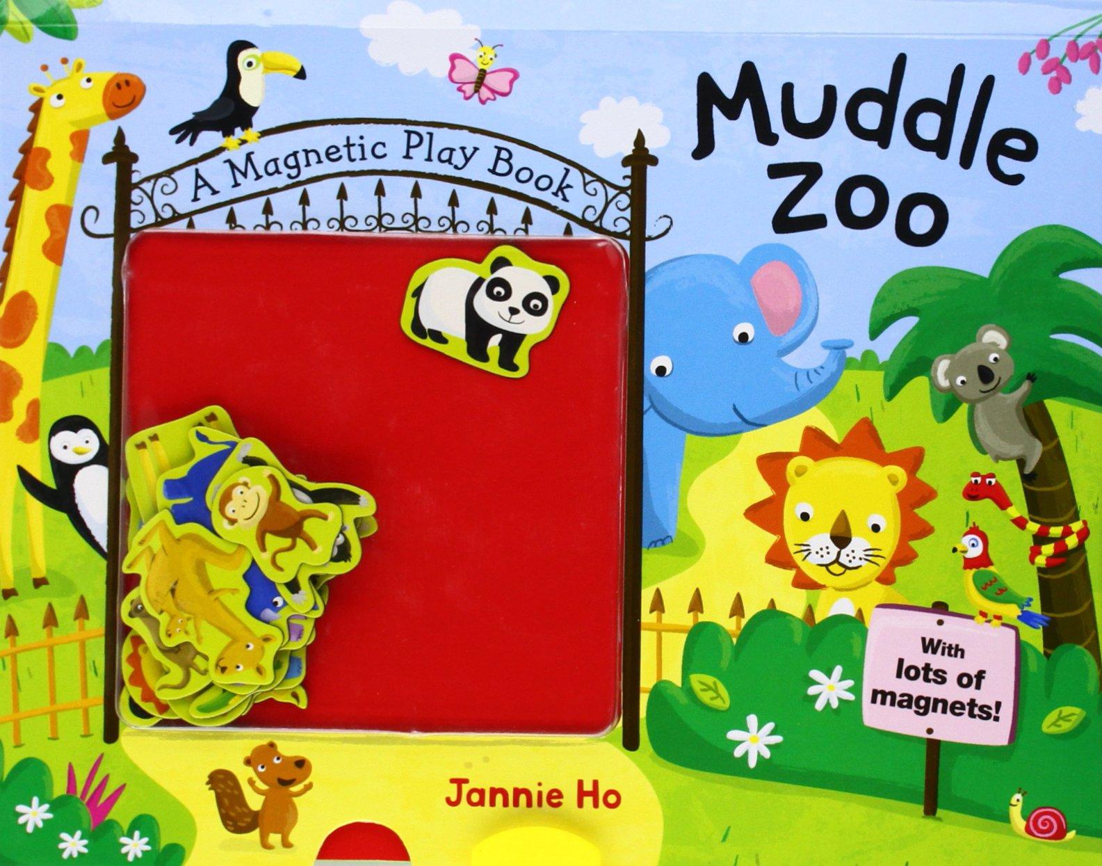 Muddle Zoo (Muddle Books) PDF