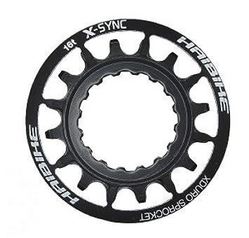 18 Zähne Gen2 Antriebsritzel E-Bike für Bosch Xduro 2014 schwarz stahl