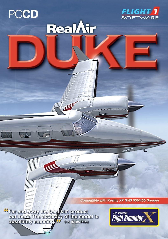 Beech Duke Add-On for FSX (PC CD): Amazon co uk: PC & Video Games