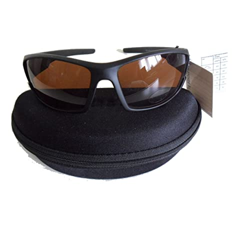 Fletcher and Lowe Men/'s Black Fashion Sunglasses /& Soft Protective Case New