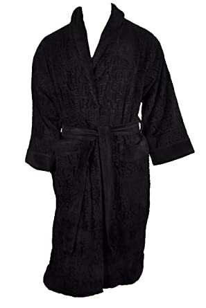 625464028 Versace Bath Robe Bathrobe Accappatoio - L angel: Amazon.co.uk: Clothing