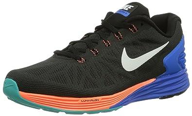 a08ce21845fb Nike Women s Lunarglide 6 Running Shoes  Amazon.co.uk  Shoes   Bags