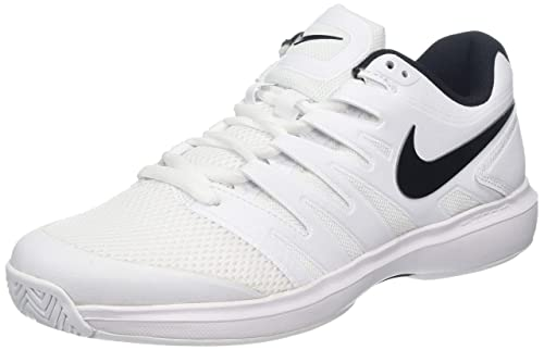 a90ced4720df3 Nike AIR Zoom Prestige Tennis Shoes for MenÂÂ(White)  Amazon.in ...
