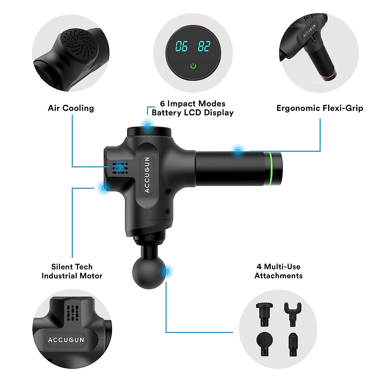 Accugun Portable Massage Gun