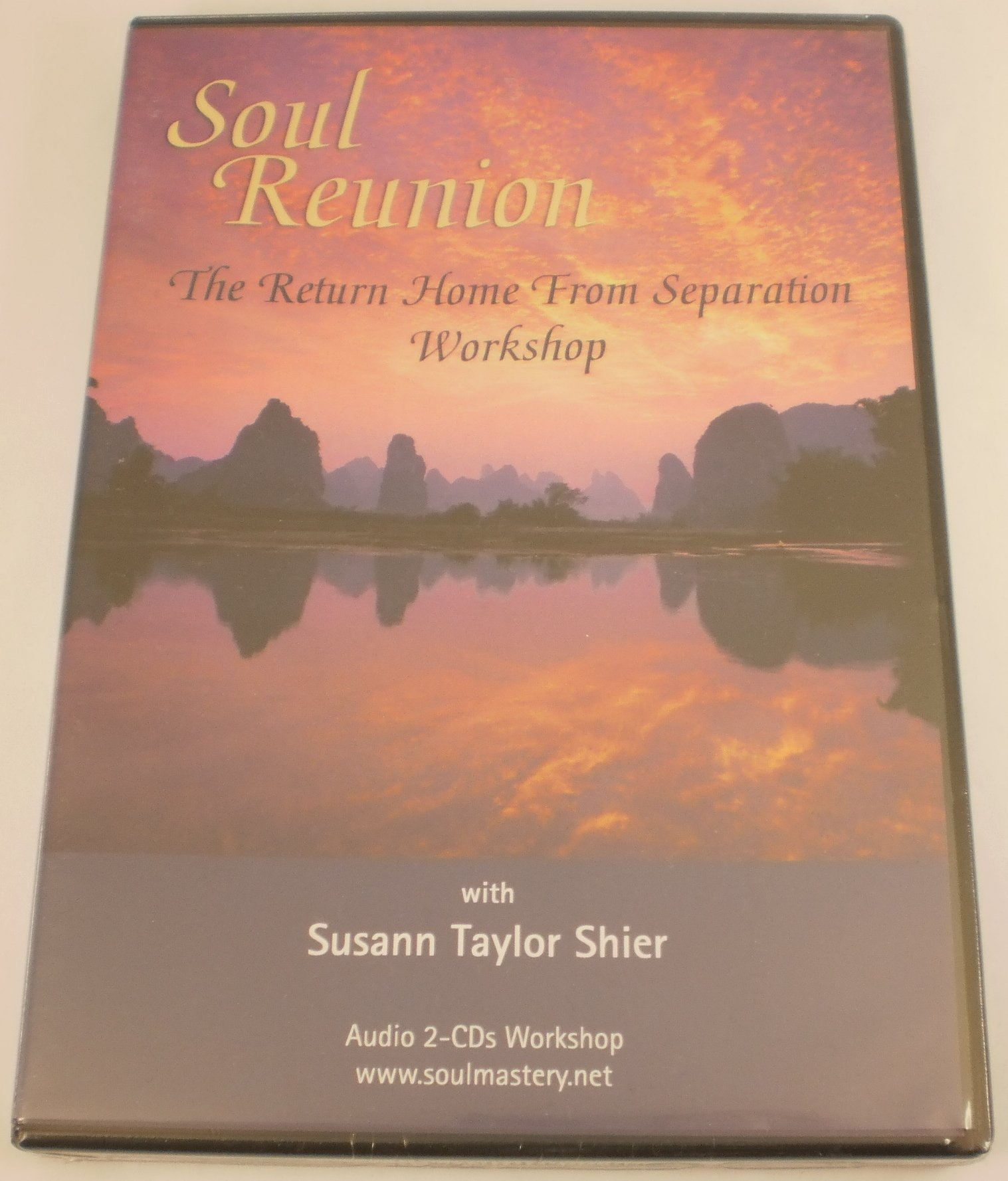 Soul Reunion: The Return Home From Separation Workship (Soul Mastery) pdf epub