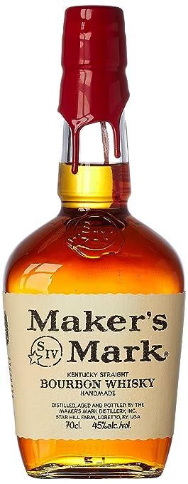 8 opinioni per Maker's Mark Bourbon Whisky 70 Cl