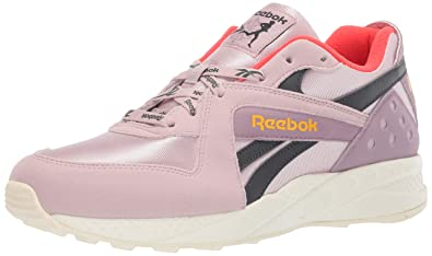 Reebok PYRO Ashen Lilac Fog Grey neon red Gold Black a340353dc