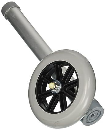 Amazon.com: Lumex 603450 una rueda de Autostop Walker ...