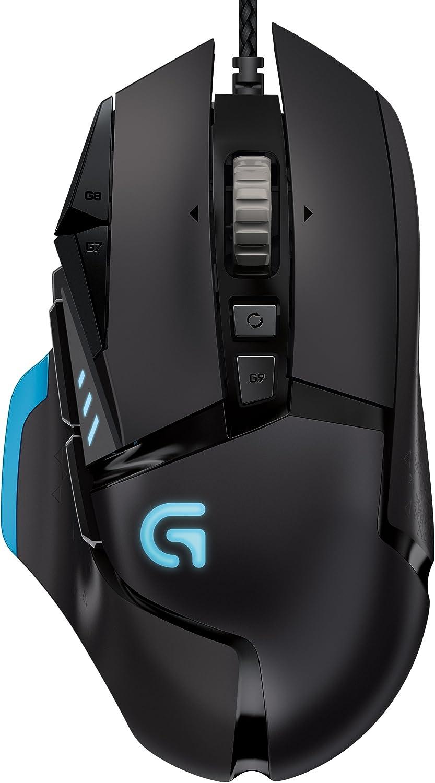Logitech G502 Proteus Core Gaming Mouse - Renewed
