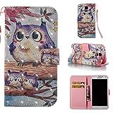 ARSUE Galaxy S5 Case, Magnetic Premium Slim Fit PU