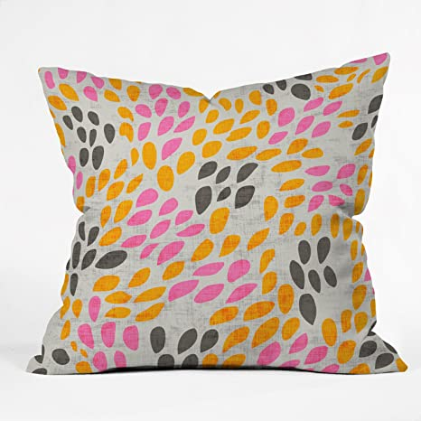Deny Designs Holli Zollinger Shakami Denim Outdoor Throw Pillow 16 ...