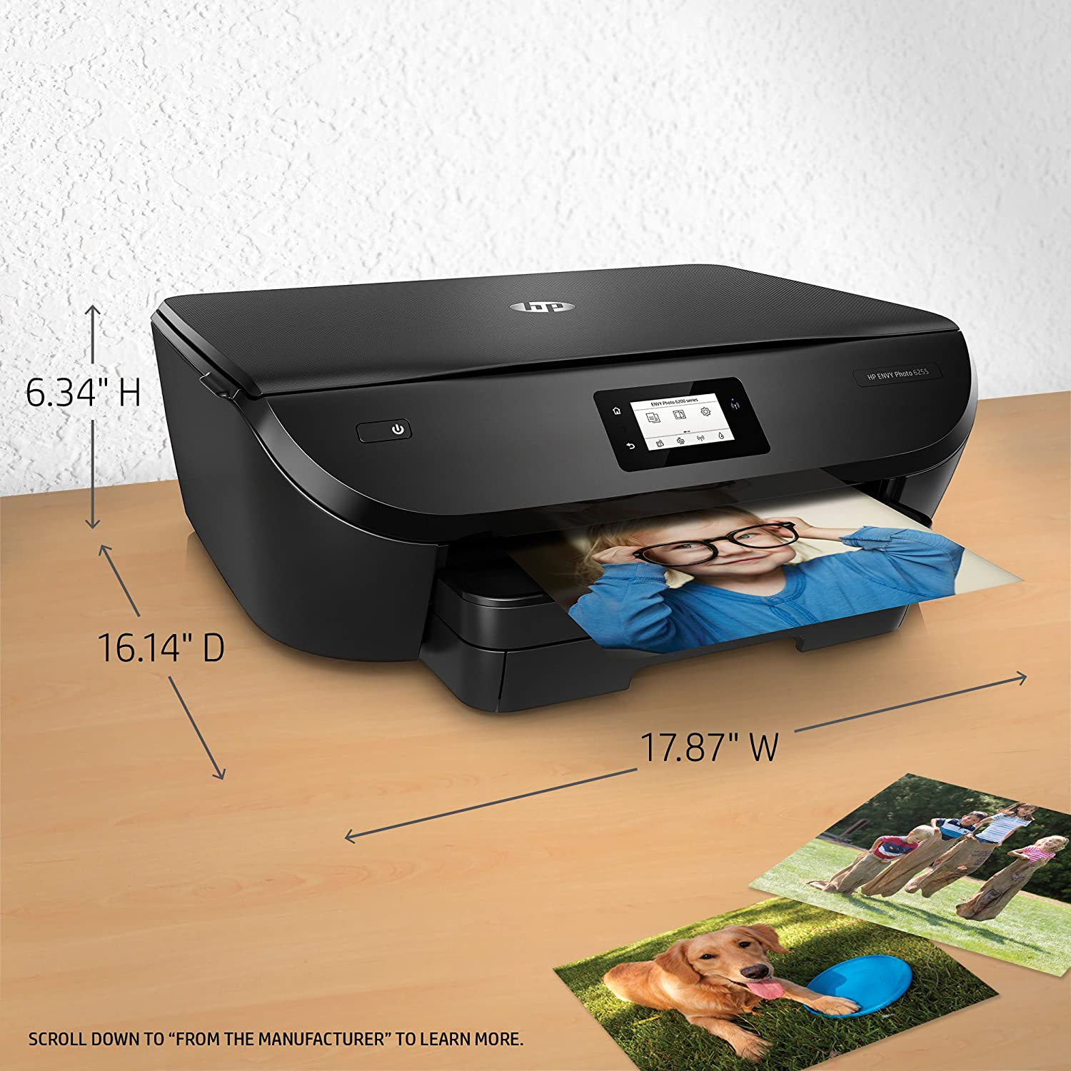 HP Envy Photo 6255 All in One Photo Printer Black Friday Deal 2020