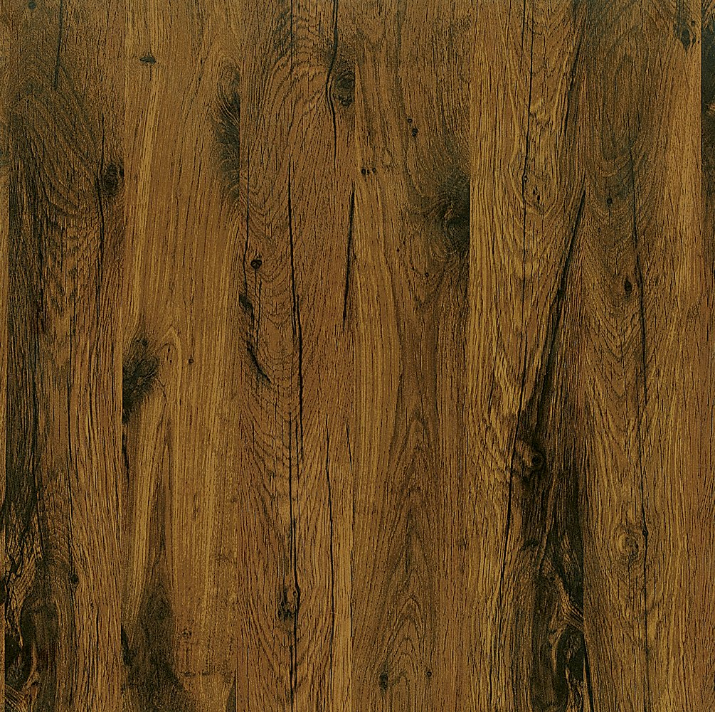 ATC Werzalit Wood-Look Table Top, 24'' L x 24'' W, Antique Oak (Pack of 2) by American Trading Company (Image #1)