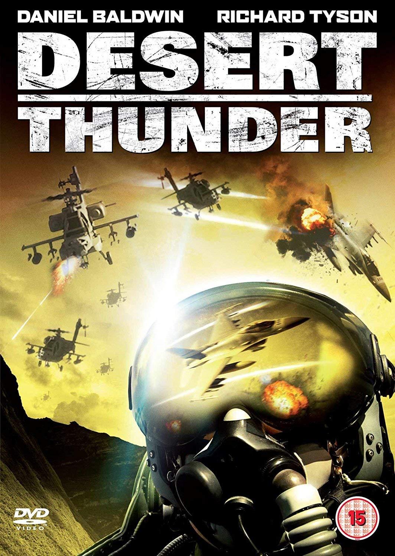 Desert Thunder [DVD]: Amazon.co.uk: Daniel Baldwin;Richard Tyson: DVD &  Blu-ray