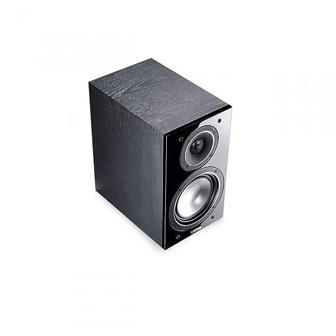 Canton 03590 Chrono 512 Kompaktlautsprecher schwarz