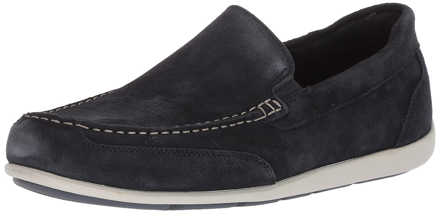 Rockport Blues Men's Bennett Lane 4 Venetian 8.5 W|New Dress Blues Rockport B073HF42DP 911bcb