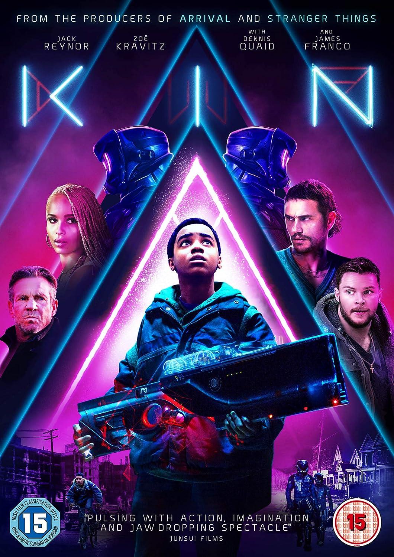 Amazon.com: Kin [DVD] [2018]: Movies & TV