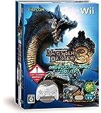 モンスターハンター3(トライ) クラシックコントローラPRO【シロ】パック(特典無し) - Wii