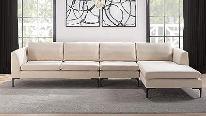 Excellent Amazon Com Sandy Wilson Home S66100 R 970 Weylyn Sectional Uwap Interior Chair Design Uwaporg